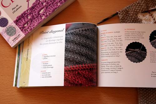 L'essentiel des points de tricot / crochet chez Eyrolles