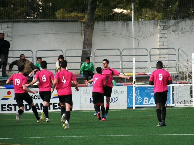 Peñas Oscenses 0 - Altorricón 2 (03/04/2016)