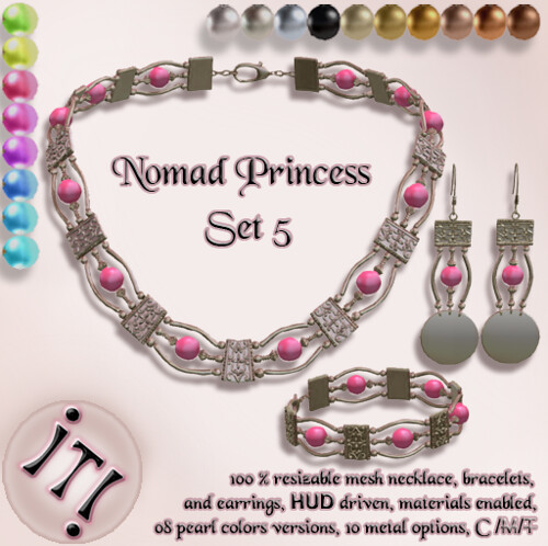 !IT! - Nomad Princess Set 5 Image