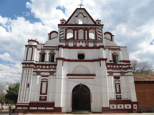 Chiapas de Corso: l'église Santo Domingo