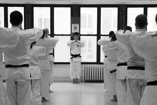Downtown Shorinji Kempo NYC Website Photos