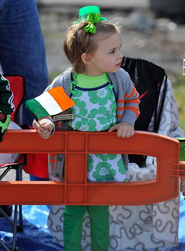 2016 St. Patrick's Day Parad