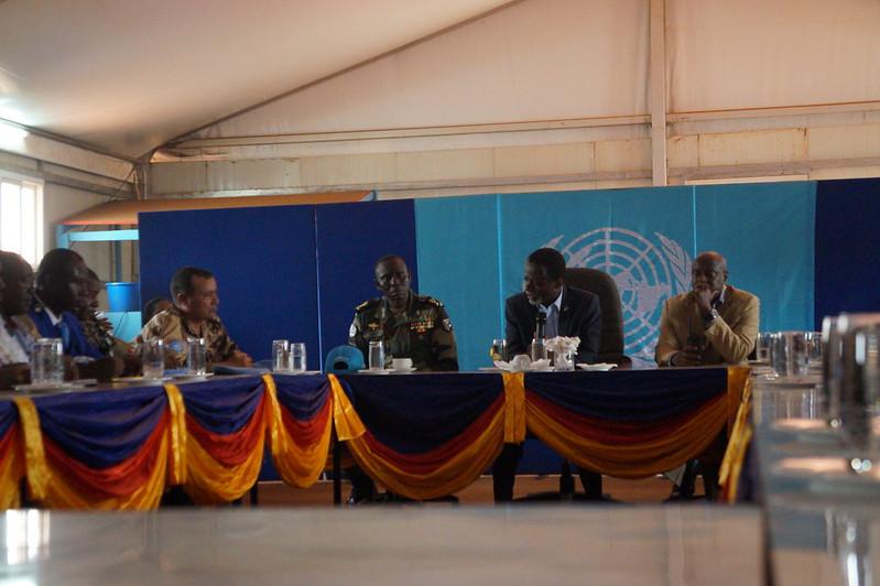 Maintien de la paix dans le monde - Les FAR en République Centrafricaine - RCA (MINUSCA) - Page 3 25790724191_a157390c6b_c