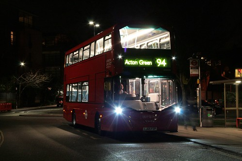London United VH45158 on Route 94, Acton Green