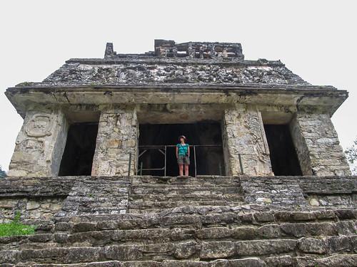 Palenque: el Templo del Sol