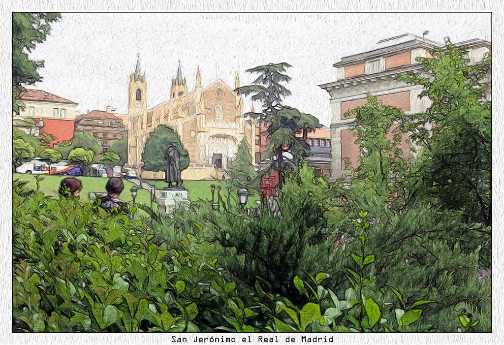 San Jerónimo el Real de Madrid