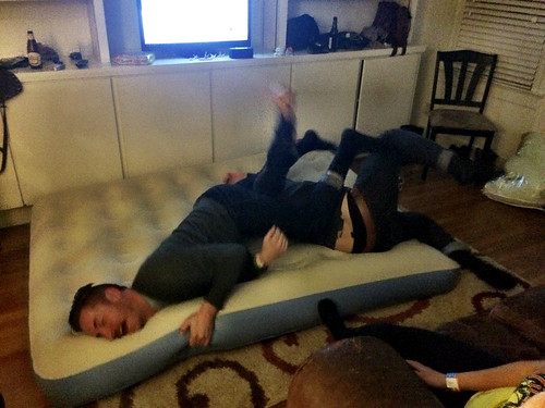 Basic House Wrestling (March 21 2015) (1)