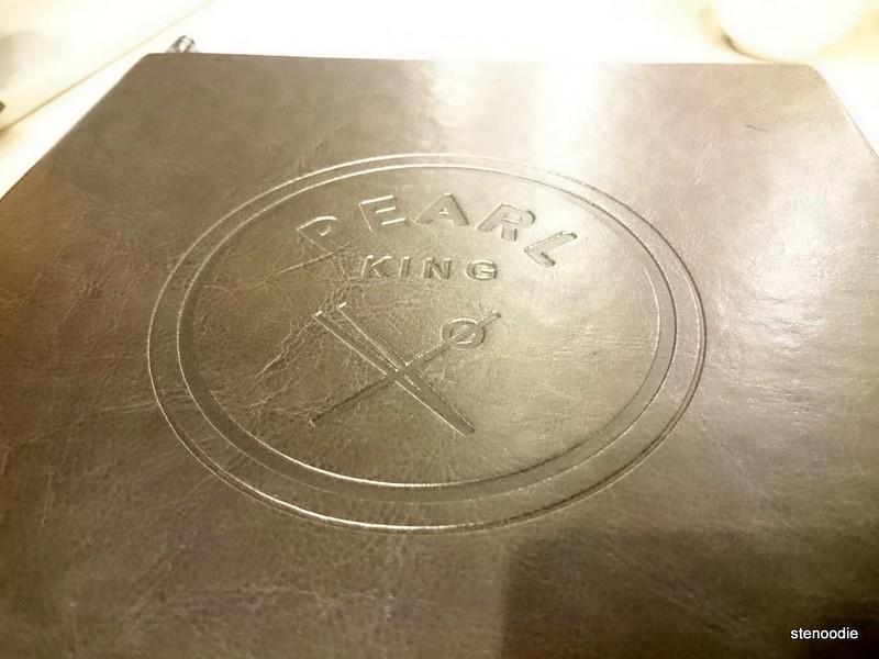 Pearl King restaurant logo