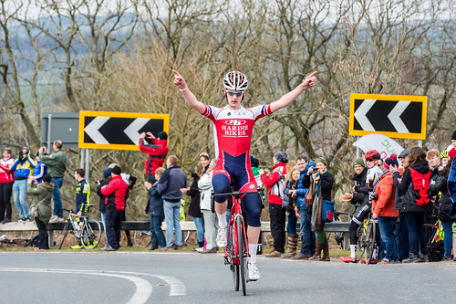 British Cycling Junior Road Series R1, Cadence Road Race, Mar 20 2016