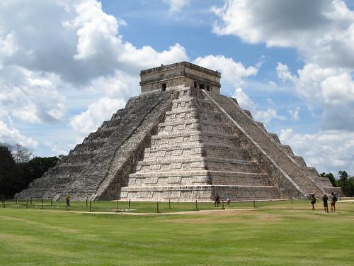 Chichen Itza: el Castillo