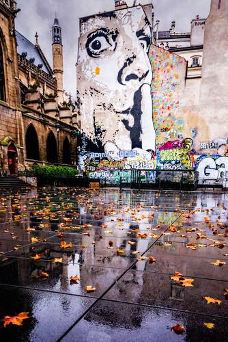 Urban Art, Paris, 2015