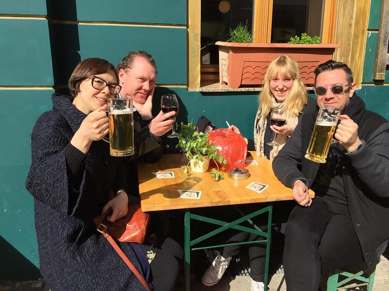 Cheers, Berlin