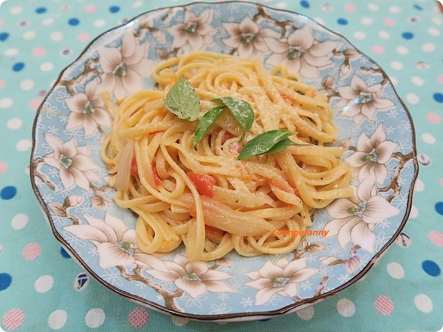160421 番茄羅勒義大利扁麵-04