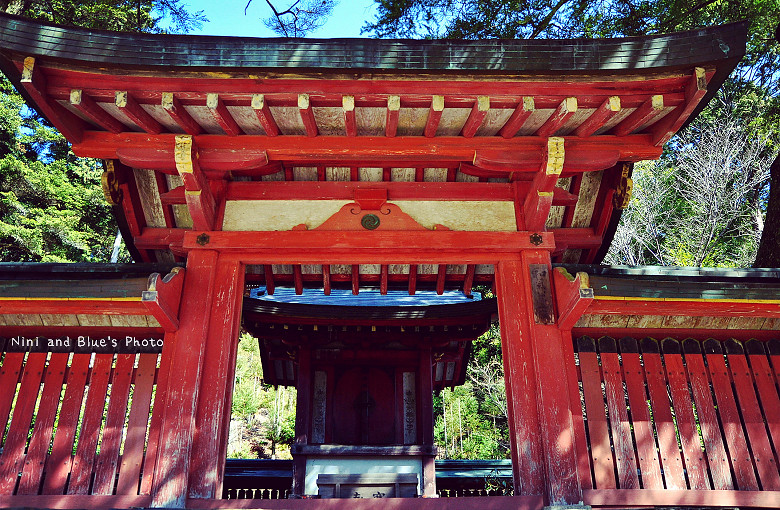 日本京都高雄三尾神護寺高雄茶屋12