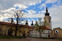 Doksany - Premonstratensian Convent, Czech Republic