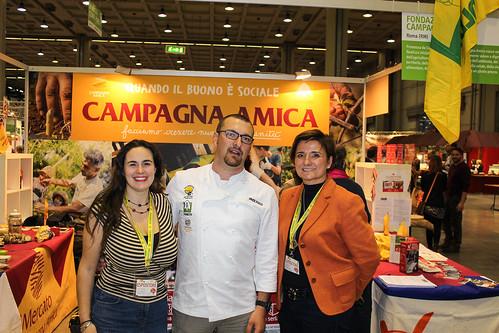 Cooking show agrichef Campagna Amica, Fa la cosa giusta