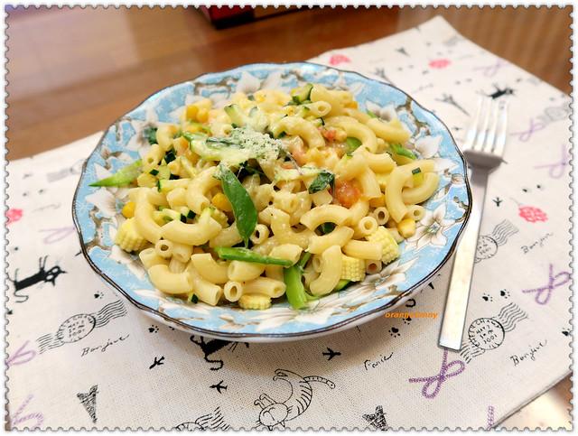 160425 當季鮮蔬義大利麵-01
