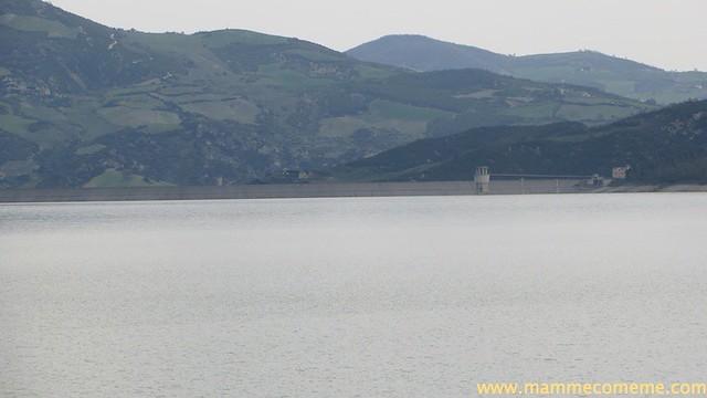 Lago di Montecotugno ( Pz )