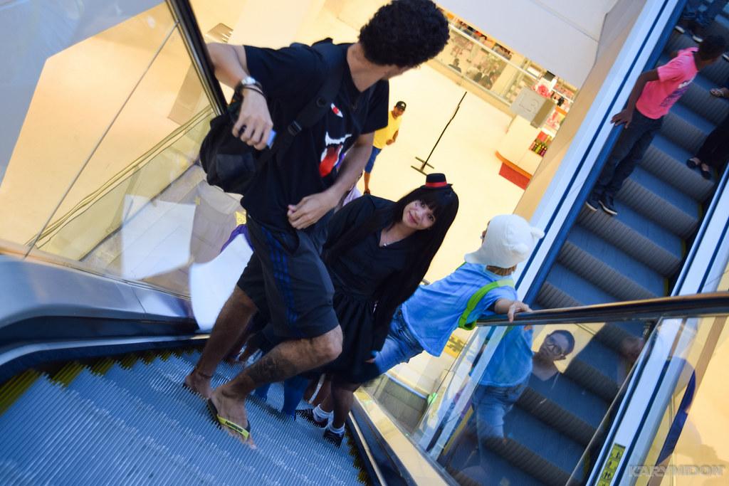 Ação de Divulgação da NipponCon 2016