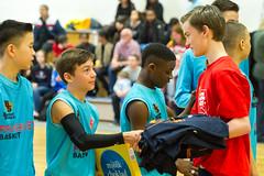 Spalding Basketshop Cup - final PU13 2016
