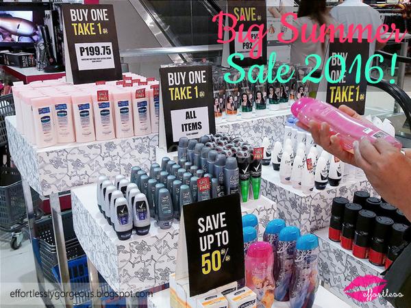 Unilever Big Summer Sale 2016