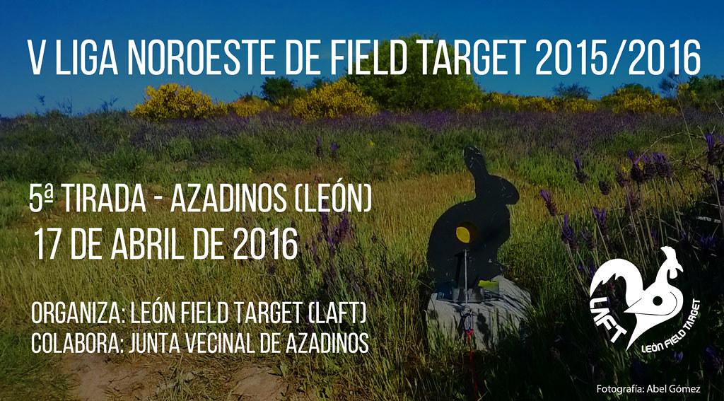 5ª Tirada Liga Noroeste 17/04/16 - Azadinos (León) 26160451856_5ce3166e14_b