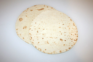 01 - Zutat Tortilla / Ingredient tortillas