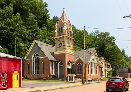 church town downtown westvirginia sutton reuse adaptivereuse braxtoncounty