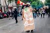 Journée de lutte contre la loi travail El Khomri