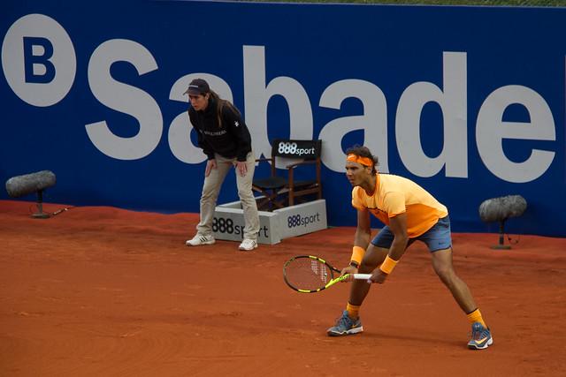Final del Barcelona Open Banc Sabadell: Rafa Nadal - Kei Nishikori