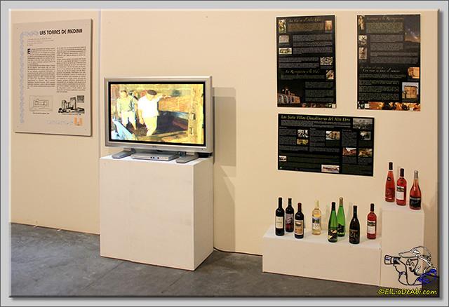 2 Exposición El Vino y el Chacolí en el Museo Histórico de Las Merindades
