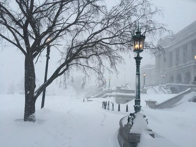 Snowzilla 2016