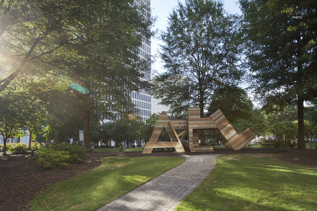 ATL in Woodruff Park