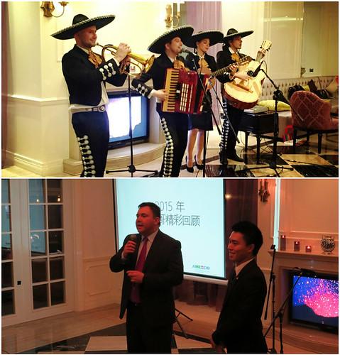 El Consulado General de México en Guangzhou ofrece cena de agradecimiento a medios de comunicación