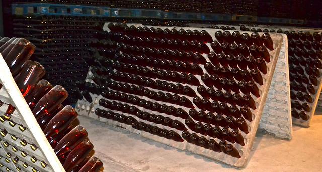 bodega - Vilarnau cava wine tour barcelona
