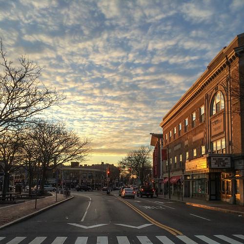 road street city sunrise unitedstates massachusetts places somerville thoroughfare 365photoproject