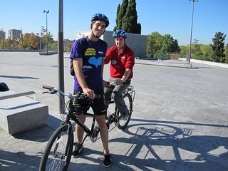 Ciclismo Octubre 2014