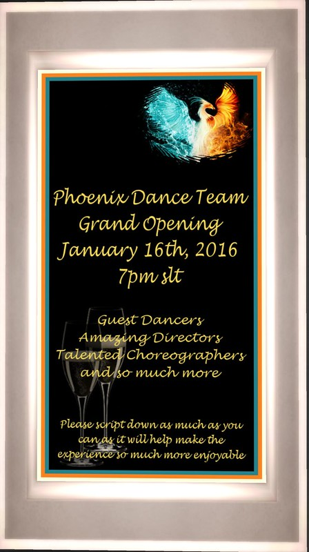 Phoenix Dance Team Perrinton