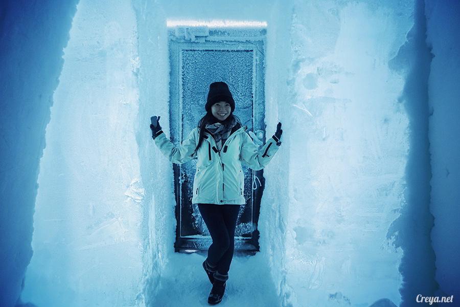 2016.02.25 ▐ 看我歐行腿 ▐ 美到搶著入冰宮,躺在用冰打造的瑞典北極圈 ICE HOTEL 裡 26.jpg