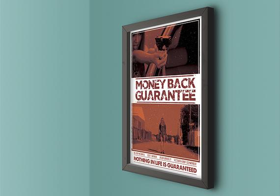 Film poster design.