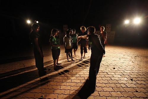 Erica e il gruppo di danza prove finali