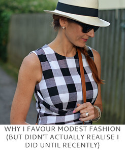 Not Dressed As Lamb | Why I Favour Modest Fashion (But Didn't Actually Realise I Did Until Recently)