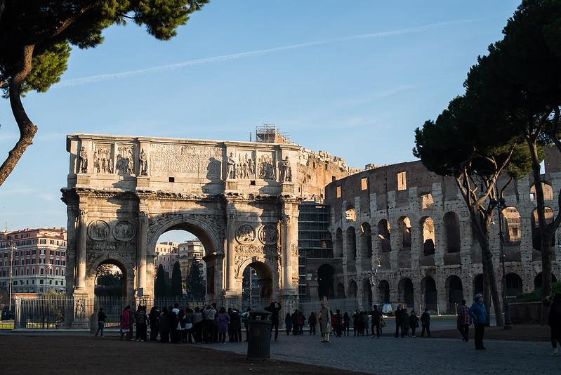 Roma de buena mañana