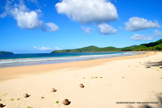Calitang Beach El Nido Palawan