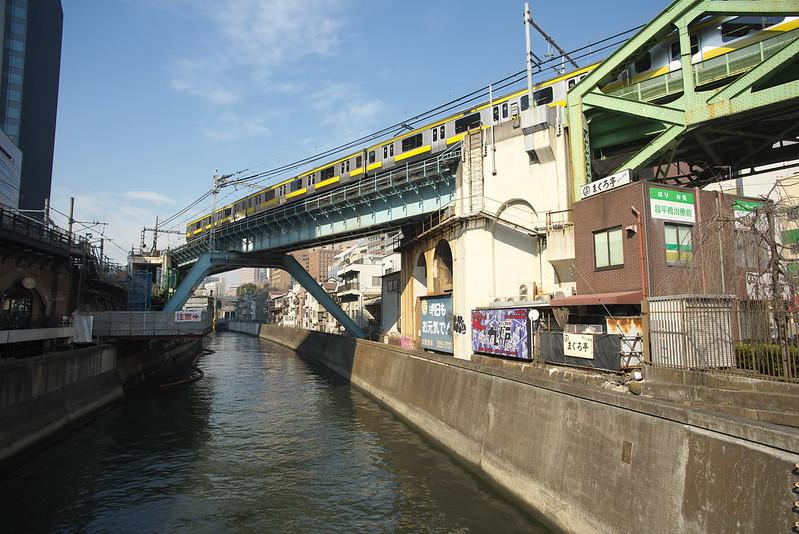 Tokyo Train Story 総武線 2016年2月13日