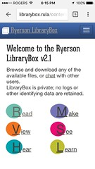Librarybox v2.1