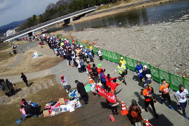 2016/02 京都マラソン2016 #13