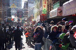Chinatown Lunar New Year Parade 2016, Year of the Monkey