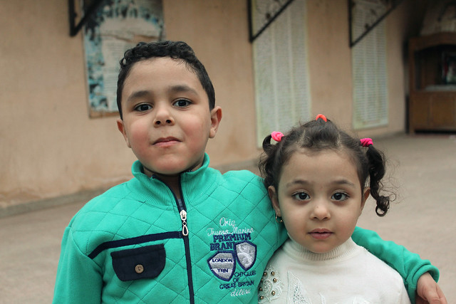 Coptic Kids