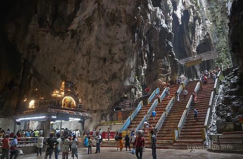 【写真】バトゥ洞窟